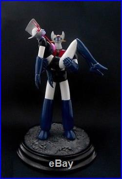 Anime Model Resin Kit Z Mazinga Mazinger Z & Minerva X
