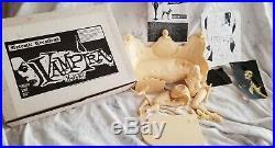 Artomic Creations Vampira Maila Nurmi By T. Kuntz Resin Model Kit Ultra Rare Oop