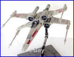 Atomic City/captain Cardboard Studio Scale X-wing 124 Resin-cast Model