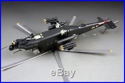 Award Winner Built Hasegawa 1/72 Mi-24/35 Mk. III Super Hind +Resin