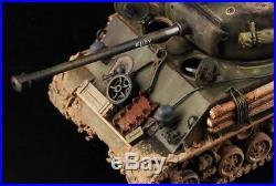 Award Winner Built Tamiya 1/35 Brad Pitt M4A3E8 Fury +Resin/PE +Tracks