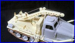 BAT-M Heavy Engineer Vehicle conversion resin set 1/35 PanzerShop Trumpeter AT-T