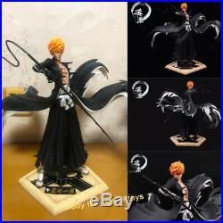 BLEACH FlyLeaf Kurosaki Ichigo Resin Figure Statue GK Model Kits Studio IN STOCK