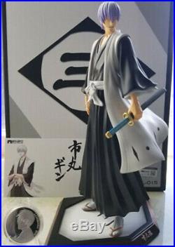 BLEACH Ichimaru Gin Resin Statue Captain Model Kits GK Figurine Model Palace