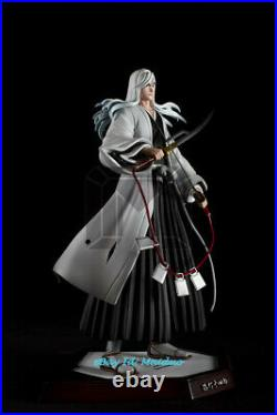 BLEACH Jshir Ukitake Statue Resin Model Kit GK Figurine Model Palace New