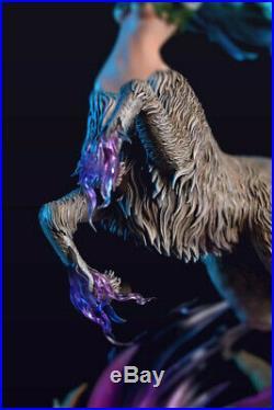 BLEACH Neliel Tu Oderschvank Statue Resin Model Kit GK Figurine Queen-studio