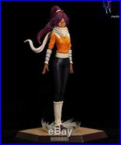 BLEACH Shihouin Yoruichi Statue Resin Model Kit GK Figurine SG studio Presale
