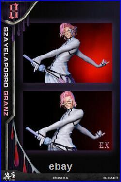 BLEACH SzayelAporroGranz Statue Resin Figure Model Kit GK MH Studio EX 1/8
