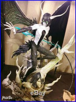 BLEACH Ulquiorra cifer Resin Statue Captain Model Kits GK Figurine AXE Studio