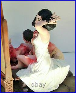 BLOODY COUNTESS Resin Professionally AIR BRUSHED PAINTED built model AURORA