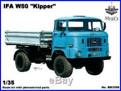 BM3559 IFA W50''Kipper by Balaton Modell. Resin kit in 1/35 scale