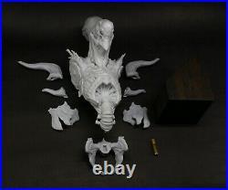(BREED BED 001) Male Alien Unpainted Unpainted Grey Resin Original Kit