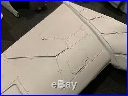 B-Wing Fighter 27 Star Wars Jedi Studio Scale 1/24 Resin Model Kit Not Bandai