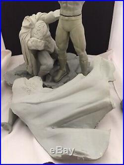 Batman Vs Superman 1/6th Model resin kit