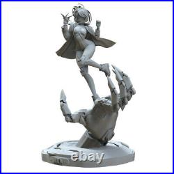 Battle Angel Alita Unpainted Figure Blank Kit Model GK 30cm New Hot Toy In Stock