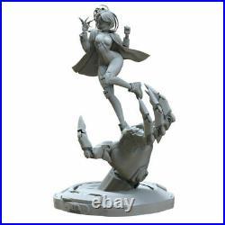 Battle Angel Alita Unpainted Figure Model GK Blank Kit 30cm New Hot Toy In Stock