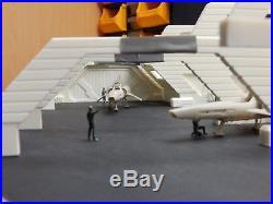 Battlestar Galactica 1/72 Scale Hanger Deck Diorama Resin Model Kit