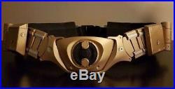 Begins/TDK Utility Belt Kit Movie Replica Prop Model Raw Resin Batman BatSuit