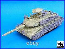 Black Dog 1/35 Leopard 2A6M CAN Tank Barracuda Camouflage (for Trumpeter) T35039