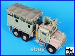 Black Dog 1/35 US MK. 23 MTVR Cargo Truck Conversion Set (for Trumpeter) T35126