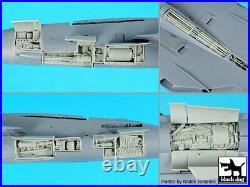 Black Dog 1/48 F-14D Super Tomcat Aircraft Big Detail Set (for AMK kit) A48103
