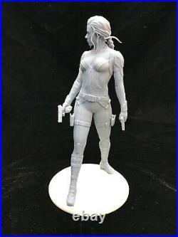 Black Widow Scarlett Johansson / Resin Figure / Model Kit-1/6 scale