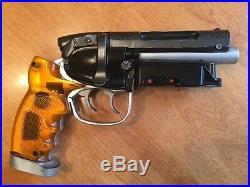 Blade Runner PKD Movie Pistol Replica Prop Gun Model Resin Kit Deckard Blaster