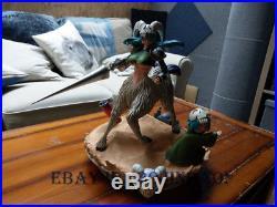 Bleach Neliel Tu Oderschvank GK Resin Model Statue 1/6 Garage Kit Painted UCS