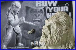 Bow Your Head Planet of the Apes Attar Bob Bagy Resin Kit #5 Mint Rare