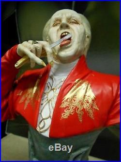 Bram Stoker's Gary Oldman Dracula resin bust model kit Forbidden Zone horror