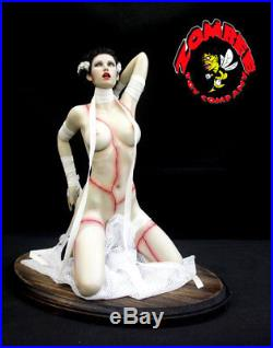 Bride Of The Monster 1/4 Scale Resin Model Kit by Zombee 051ZO03