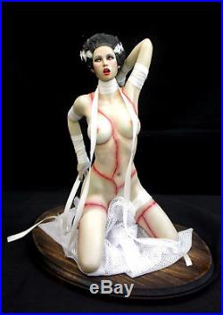 Bride of the Monster 14 Resin Cast Model Kit Frankenstein WF Japan LTD