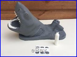 Bruce Shark diorama resin 1/10th model kit
