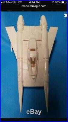 Buck Rogers In The 25th Century Starfighter Model 135 Resin Kit