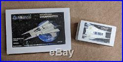 Buck Rogers in the 25th Century Earth Directorate Starfighter Resin Model Kit ++