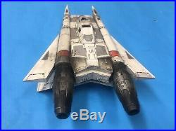 Buck rogers starfighter Resin Model Kit135 Scale From Spacecraft Creation Model