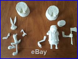 Bugs Bunny and Mr. Hyde resin model kit