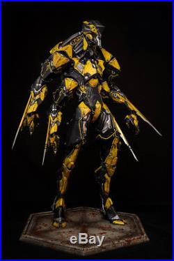 Bumblebee Combat machinery Unpainted Resin Garage Kit Collection 10inch 4 Hands