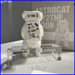 COOLRAIN STUDIO LABO 1/12 White Astrocat Limited Resin Garage Kit Model Toy