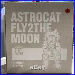 COOLRAIN STUDIO LABO 1/12 White Astrocat Limited Resin Garage Kit Model Toy
