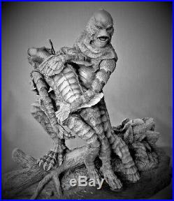 CREATURE FROM THE BLACK LAGOON Death of the MATE resin model kit FREE SHIPPING