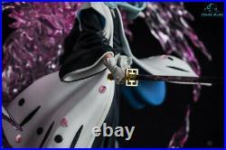 CS BLEACH Kuchiki Byakuya Resin Statue Model Kits GK Clouds studio Presale