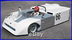 Chaparral 2J Fan Car Loon Models 1/24 Complete Kit Resin Decals Xtra Parts