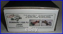 Christian Gouel Ferrari 158 Surtees 1964 Resin Model Kit Collectors Quality