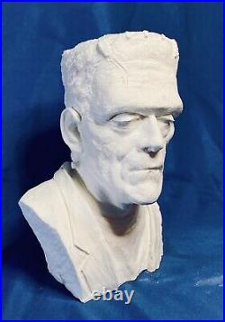 Cipriano Classic Monster Busts In 1/3 Scale All Five Solid Resin