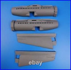 Combat Kits BAe 146-200/C3 RAF Transporter resin kit 1/72 scale