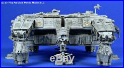 Con-Am 27 Shuttle from Outland (1980) 1350 Resin Model Kit