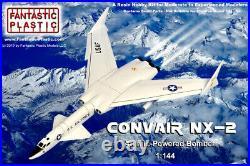 Convair NX-2 American Atomic-Powered Bomber Project 1144 Resin Model Kit