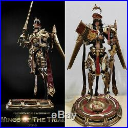 Coreplay 1/6 Scale Wings Of The Trial cpsp-01 Kit Action Figure Model Statue
