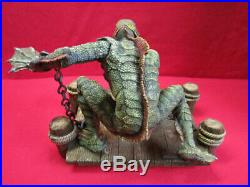 Creature from the Black Lagoon original Resin Model Kit unusual & hard to find